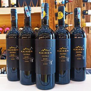 Rượu Vang Kaiken Ultra Malbec