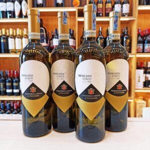 Rượu Vang Trắng MOSCATO DASTI