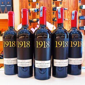 Vang 1918 Prime Syrah Cabernet Sauvignon Premium