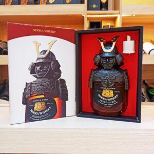Rượu Whisky Nikka Samurai 750 ml
