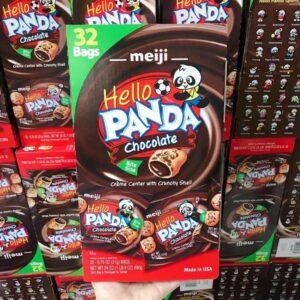 Bánh Gấu Hello Panda
